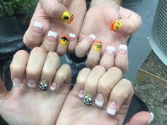 Halloween Nail Art Pumpkin - ataylorrey thanksgiving nails fall pumpkin nail art hand painting