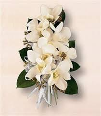 white corsages for prom prom flower season the florister