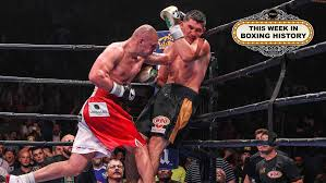 Best Resume In Boxing by Krzysztof Glowacki Knocks Out Marco Huck In Fight Of The Year