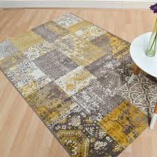 revive rugs re06 in ochre free uk delivery the rug seller