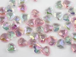 gems for table decorations cheap heart table decorations find heart table decorations deals on