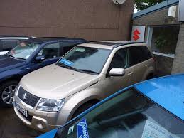 used suzuki grand vitara cars second hand suzuki grand vitara