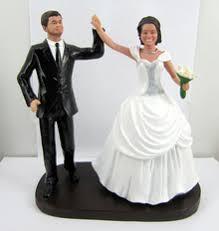 Bride Cake Custom Wedding Cake Toppers Personalized Bride U0026 Groom