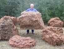 Artificial Garden Rocks Make Rocks With Concrete Concrete Rock And Gardens