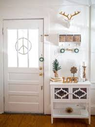 decorating with faux deer head target threshold resin and target