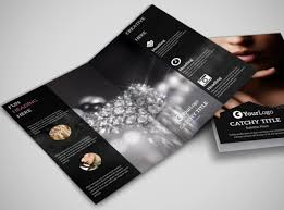 doc jewelry brochure template store brochu with beautiful indesign