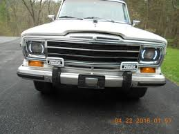 1989 jeep transmission price firm 1989 jeep g wagoneer restored rebuilt engine