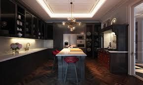Revit Kitchen Cabinets Kitchen Cabinet 3d Model Download Monsterlune