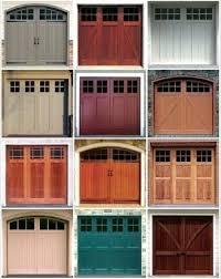 how to paint a garage doorgarage doors color ideas barn door