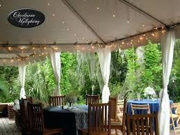 Edison Bulb Patio String Lights by Outdoor Decorative Lightsing Strings Cafe Bistro Lights Ooh La La