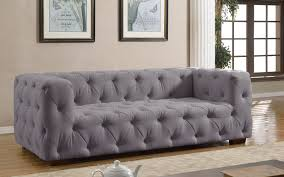 Modern Tufted Leather Sofa by Sofa Section Sofamania Com Page 4
