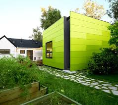 modern color of the house beautiful green houses of all shades