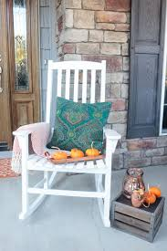 create a cozy harvest themed porch for thanksgiving discover a