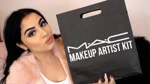 makeup for makeup artist mac freelance makeup artist kit essentials
