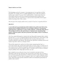 best job in the medical field cover letter examples for medical field templates franklinfire co