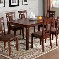 standard furniture braydon 7 piece dining table set hayneedle