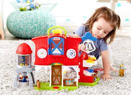 Fisher Price Little People Barn Set Little People Toys Games U0026 More U2013 Fisher Price Little People