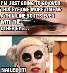 Eyeliner Meme - eye liners http ibeebz com humor pinterest eyeliner eye and