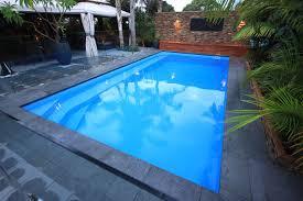fibreglass pool costs u2013 fully installed fiberglass pool price guide