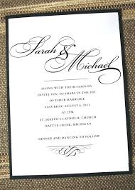 what to say on wedding invitations inspirational what should a wedding invitation say for wedding