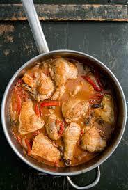 Mediterranean Style Chicken Recipe Chicken Cacciatore Hunter Style Chicken Recipe Simplyrecipes Com