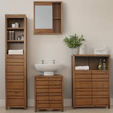 Wood Bathroom Furniture Store Wood Bathroom Storage Furniture Complete Set