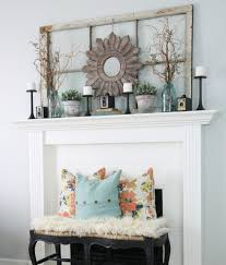 14 stunning farmhouse style mantel ideas for any time of the year