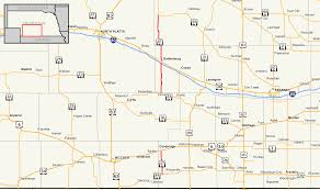 Nebraska Map File Nebraska Highway 47 Map Png Wikimedia Commons