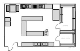 Small Restaurant Floor Plan Tom U0026 Chee Restaurant Floor Plan Small Decorbold