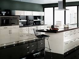 and black kitchen ideas category kitchen home decor chic morespoons