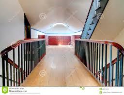 attic staircase stock photo image 55062186
