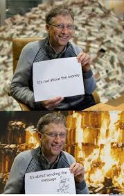 Bill Gates Memes - bill gates being joker by ben meme center