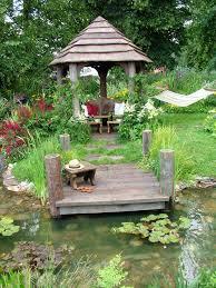 Country Backyard Landscaping Ideas by Top 25 Best Garden Gazebo Ideas On Pinterest Round Gazebo