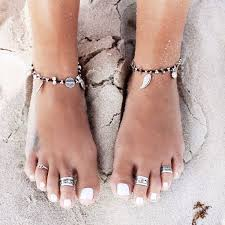 about toe rings images Toes in the sand jpg