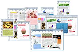 worddraw com free newsletter templates for microsoft word