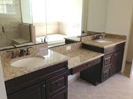 bathroom vanity tops countertops 60 update your bathrooms granite