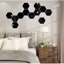 Spiegel Home Decor by Online Kopen Wholesale Hexagon Spiegel Uit China Hexagon Spiegel