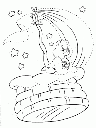carebear coloring pages 79059 label care bear coloring pages