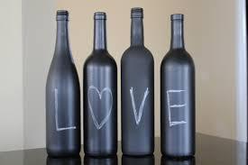 diy chalkboard wine bottles u2026finally the gilbertson family