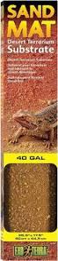 exo terra sand mat desert terrarium reptile substrate 35 5 inch
