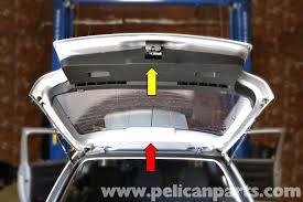 volkswagen golf gti mk iv third brake light replacement 1999 2005