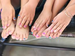 what u0027s a sleepover without nail polish mamma bear says