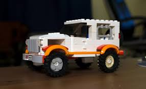 jeep lego how to build a lego jeep r wrangler blue affinity album on imgur
