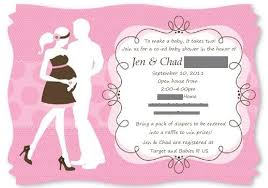 co ed baby showers co ed baby shower invitation marialonghi