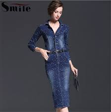 top end quality women u0027s short sleeve embroidery jeans long dress