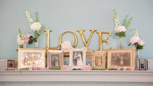 decoration blog how to style a mantelpiece for your wedding