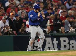 chicago cubs behind scenes of world series game 7 win si com