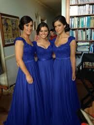 blue bridesmaid dresses the 25 best cobalt bridesmaid dresses ideas on royal