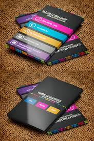 Design Visiting Card Business Cards Design 32 Really Creative Examples Design