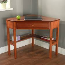 Solid Wood Corner Desk With Hutch Corner Laptop Writing Desk With Optional Hutch Vanilla Hayneedle